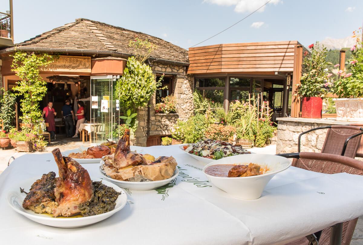 Χασαποταβέρνα ο Μπούτζας Εκλεκτές γεύσεις, Εκδηλώσεις, Catering - Πράμαντα, Ιωάννινα